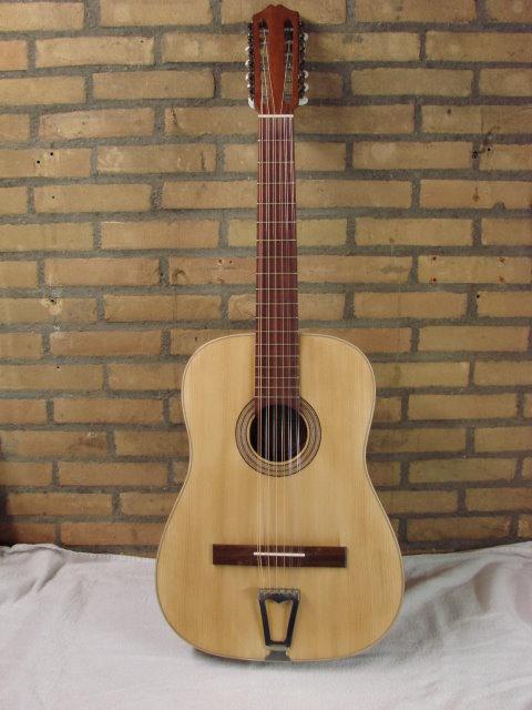 spanielska gitara