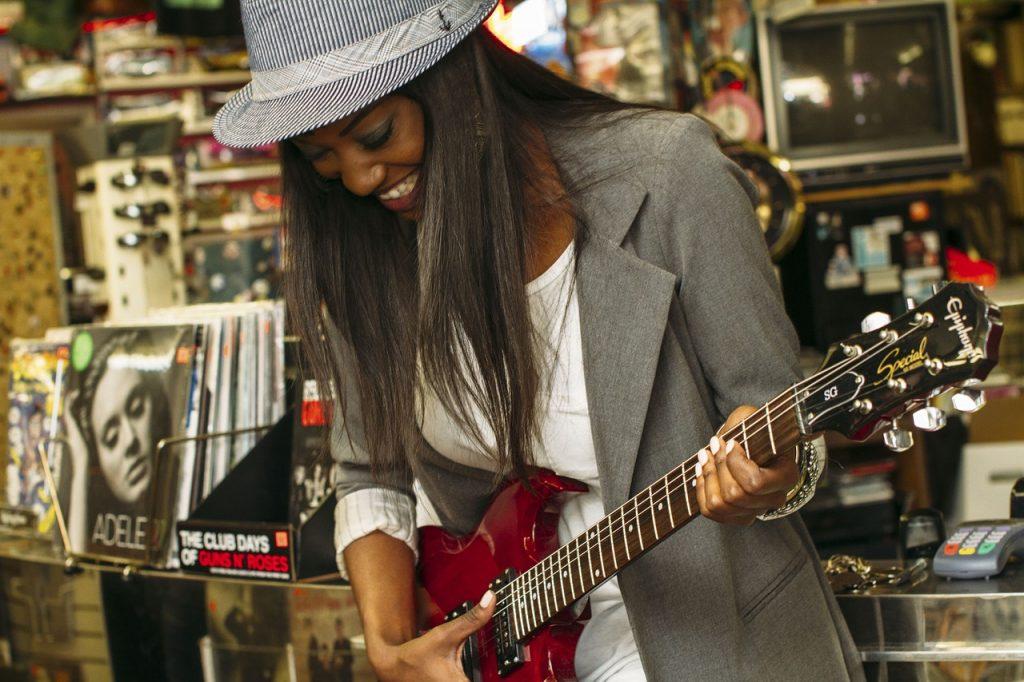 elektricka gitara