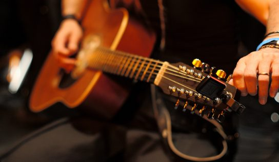 Ladička na gitaru – povinná výbava gitaristu!