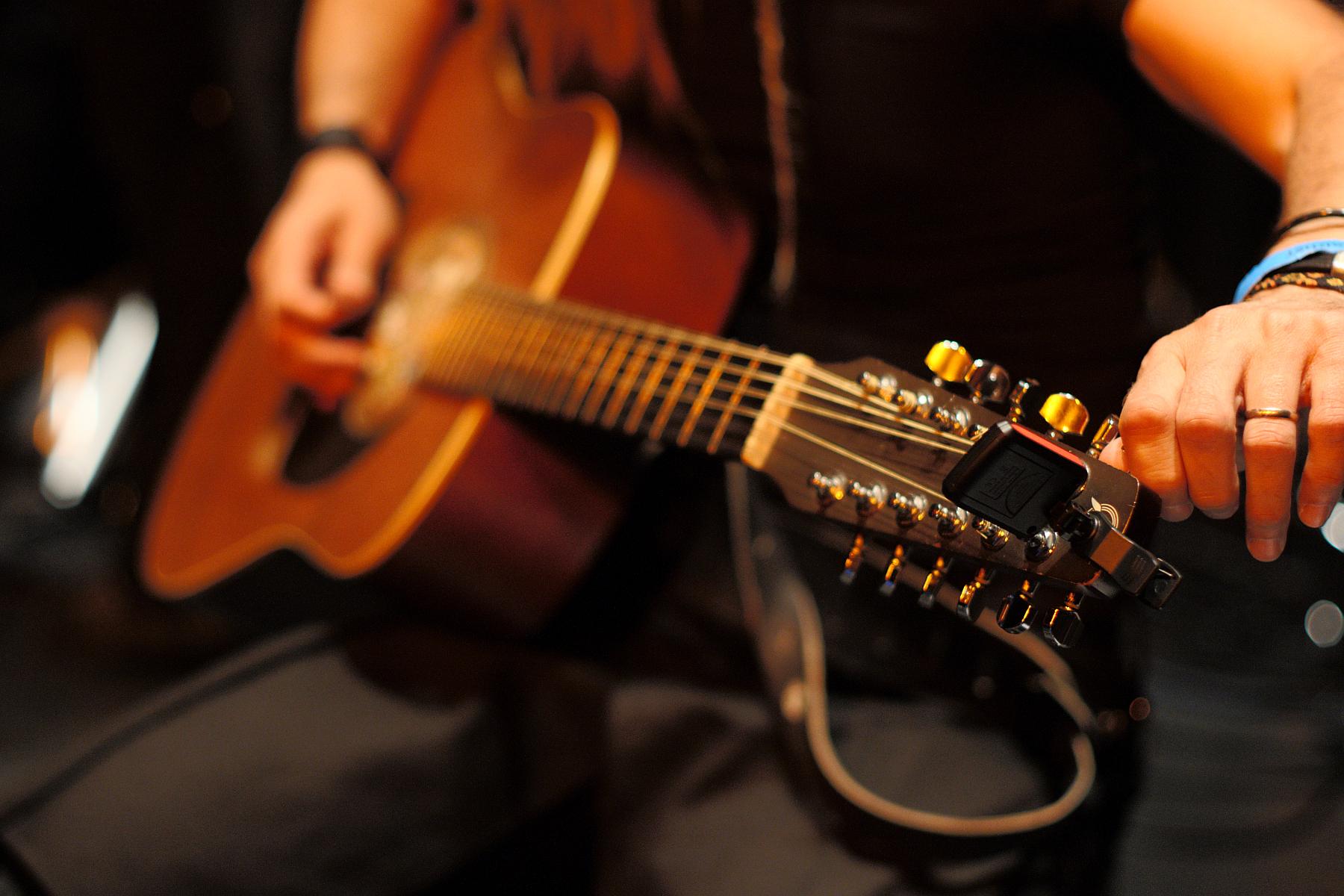 ladicka na gitaru