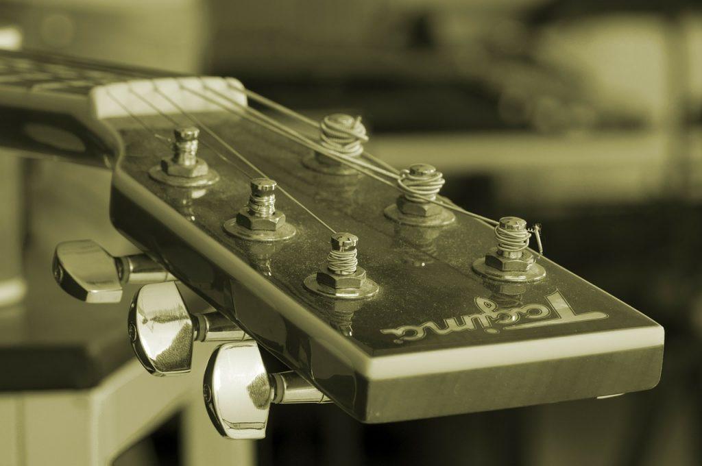gitara struny
