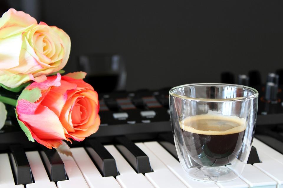 elektrický klavír