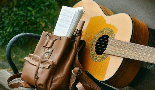 Ako sa naučiť hrať na gitare?