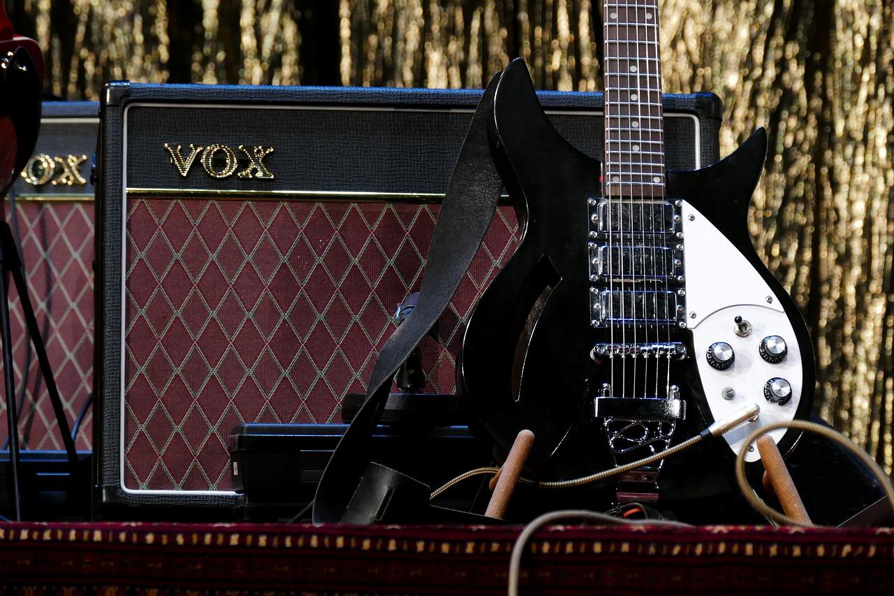 kombo na gitaru