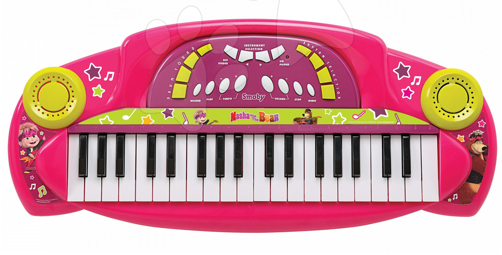 klavír pre deti