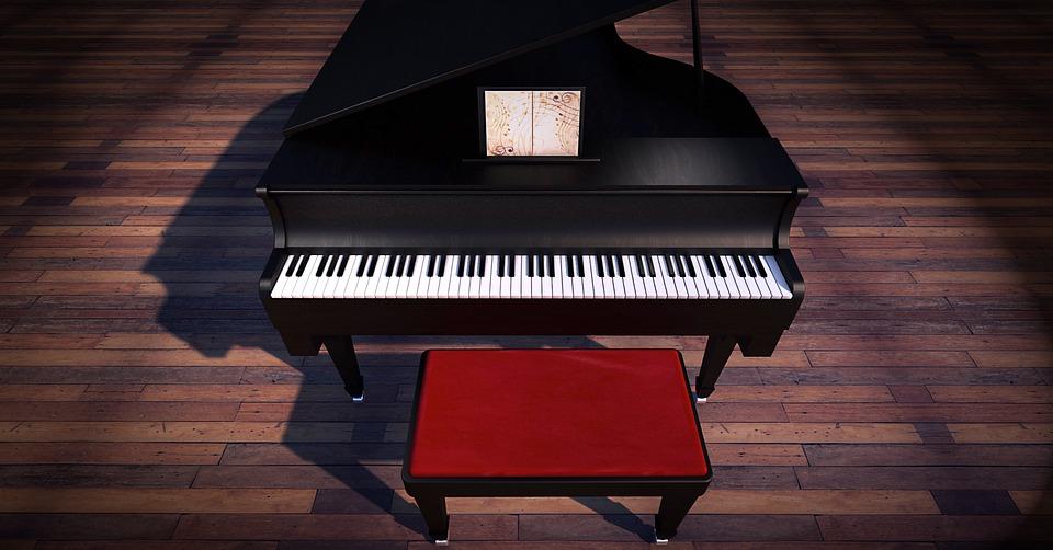 klavírna stolička