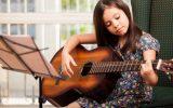 Detská gitara. Ako vybrať najlepšiu gitaru pre deti?