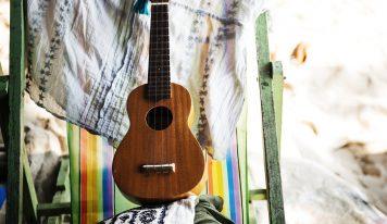 Zázračné ukulele! Hudobný nástroj pre každého.