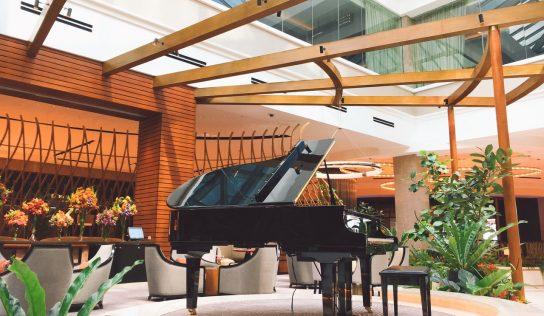 Klavírne krídlo – ušľachtilá elegancia s krásnym zvukom