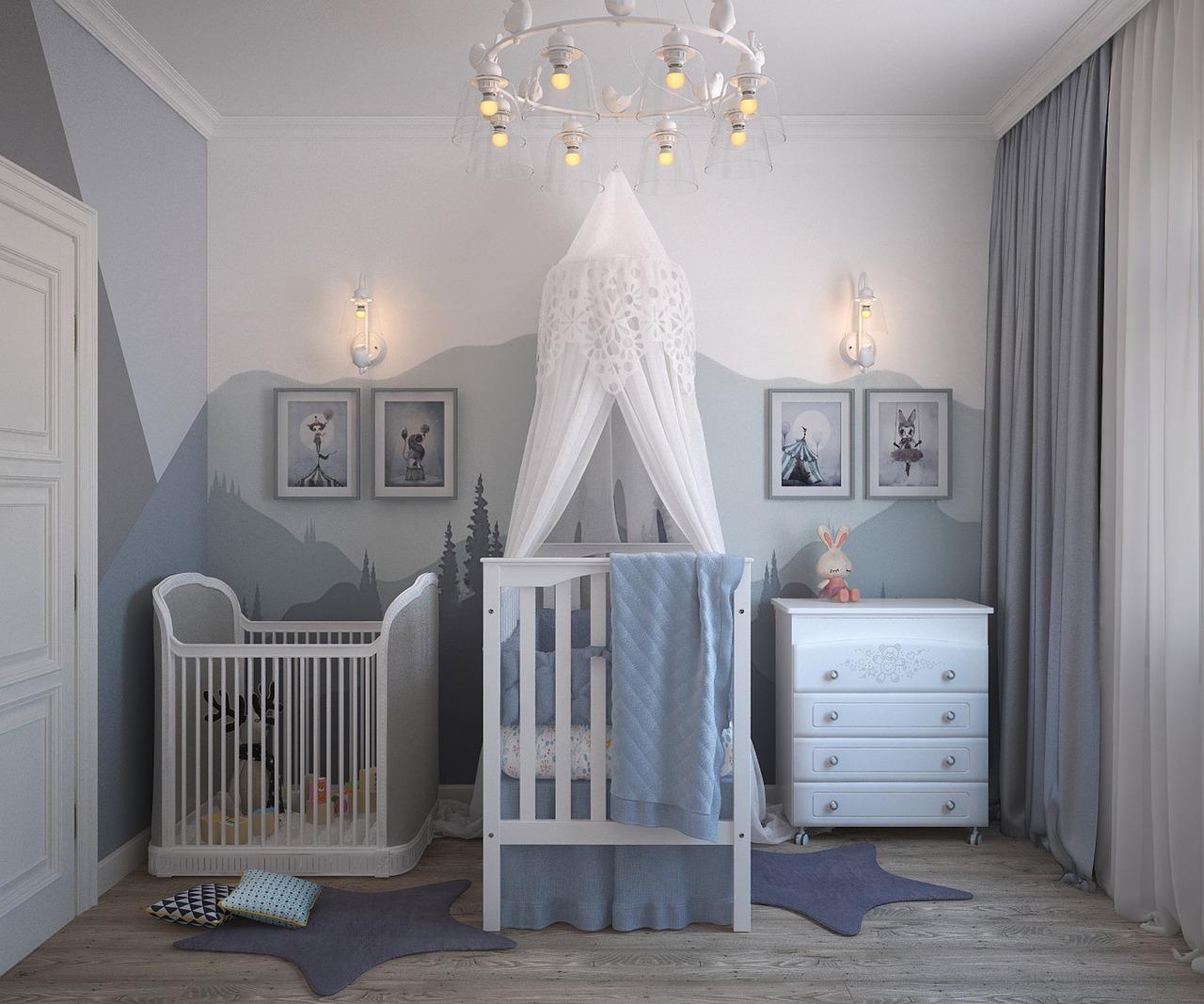 luster do detskej izby