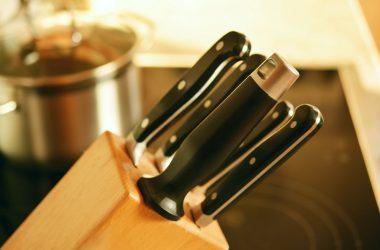 kuchynské nože