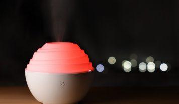 Problémy so suchým vzduchom? Zvlhčovač vzduchu to vyrieši!