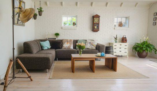 Zariaďte si obývačku snov