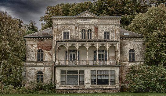 Renovácia starého domu