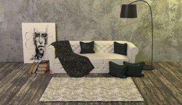 Ako dostať do interiéru pôvab rustikálneho štýlu?