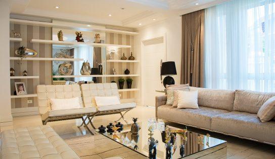 Obývačka Vašich snov – 5 inšpiratívnych tipov