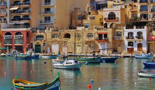 Na skok na krásnu Maltu