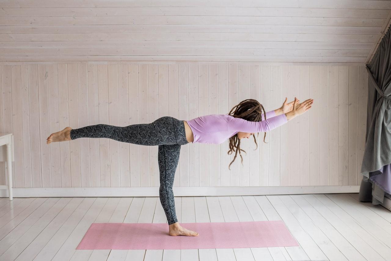 joga cvičenie doma